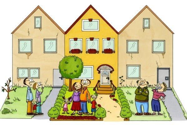 neighbour 3 Contoh Karangan - SEMANGAT KEJIRANAN 🏠